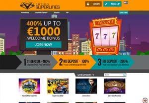 Casino SuperLines Review 2