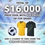 World Cup 2018 Casino Race – The Soccer Mania is here