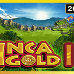 Inca Gold II pokie review