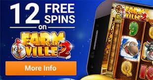 EMU Casino 12 FREE Spins Bonus