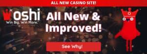 Oshi Casino Codes and Bonuses 2019 33