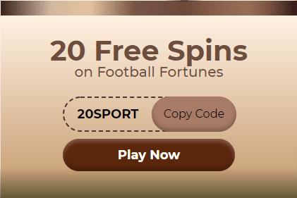 20 FREE SPINS NO DEPOSIT - FRESPINCASINO