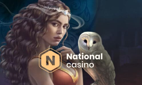 100% first deposit bonus up to 500 AUD and 100 free spins for Avalon: The Lost Kingdom